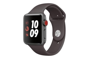 Apple Watch Series 3 Nike Aluminium 38mm Cellular Silver - Refurbished Good Grad