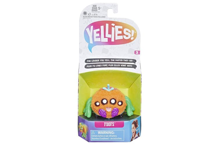 Yellies Toots
