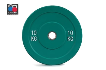 Fortis Bumper Weight Plate (10KG)