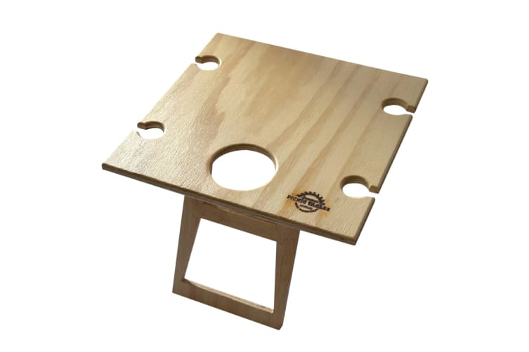 Summer Picnic Table Square