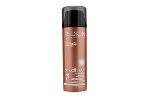 Redken Smooth Lock Stay Sleek Leave-In Cream (For Dry or Unruly Hair) (150ml/5oz)