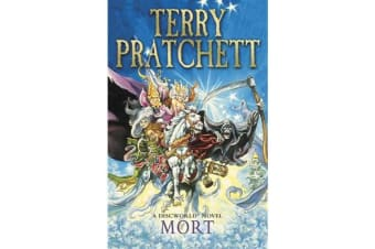 Mort - (Discworld Novel 4)