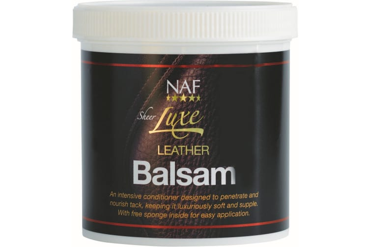 NAF Sheer Luxe Leather Balsam (Multicoloured) (400g)