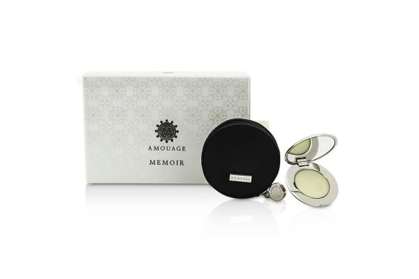 Amouage Memoir Solid Perfume with 2 Refills (3x1.35g)