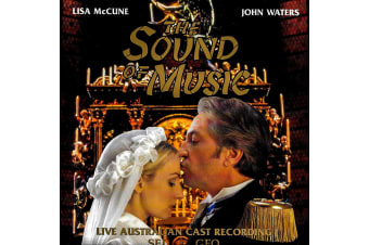 The Sound of Music BRAND NEW SEALED MUSIC ALBUM CD - AU STOCK