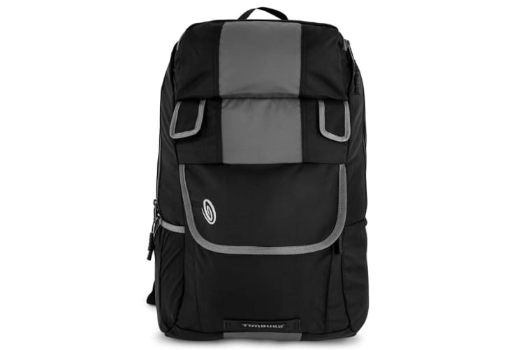 "Timbuk2 28L Amnesia Adventure 15"" Nylon Laptop Backpack Velcro Loops/Organiser"