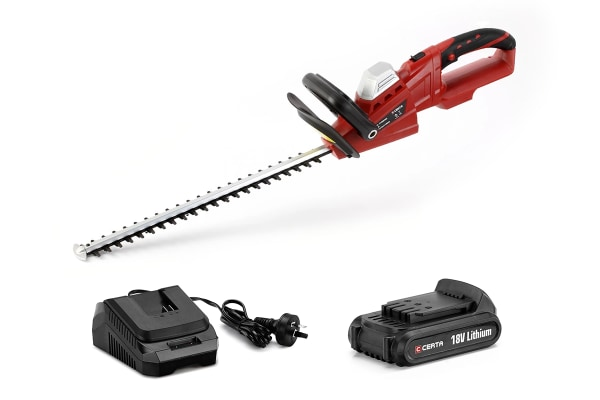 Certa PowerPlus 18V Grass Trimmer with bonus Lithium Battery and Charger