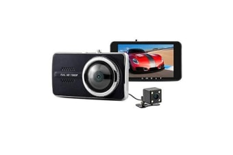 "Hd 1080P In Car Dvr Crash Camera Recorder 4"" Tft Lcd Screen Wide Lens Y900"