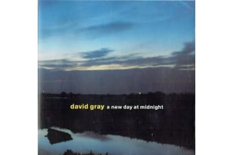 David Gray ‎– A New Day At Midnight PRE-OWNED CD: DISC EXCELLENT