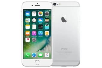 Used as Demo Apple iPhone 6 Plus 128GB 4G LTE Silver (6 month warranty + 100% Genuine)