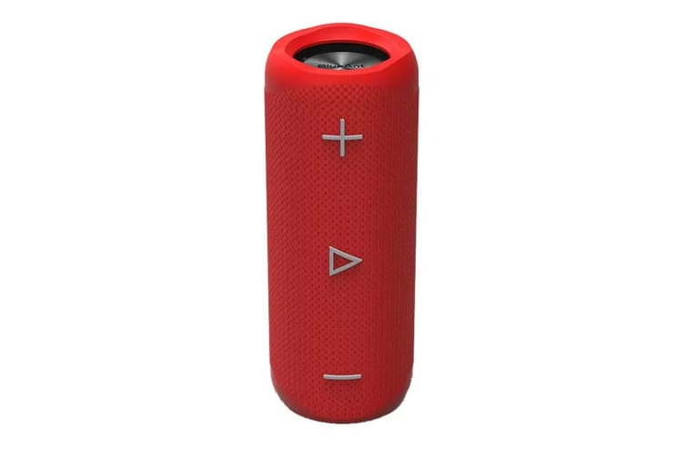 Blueant X2 Portable Bluetooth Speaker - Red