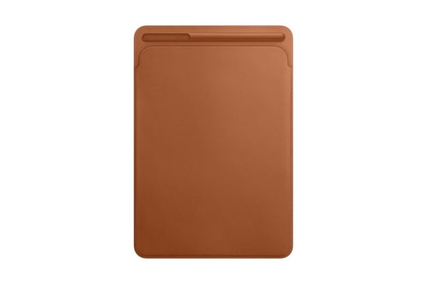 "Apple Leather Sleeve for 10.5"" iPad Pro (Saddle Brown)"