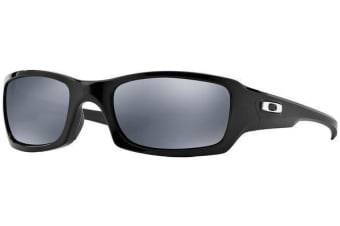 Oakley FIVES SQUARED OO9238 06 Polished Black Mens Womens Sunglasses