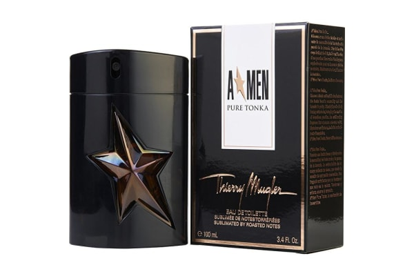 Thierry Mugler Angel Men Pure Tonka Eau De Toilette Spray 100ml/3.4oz