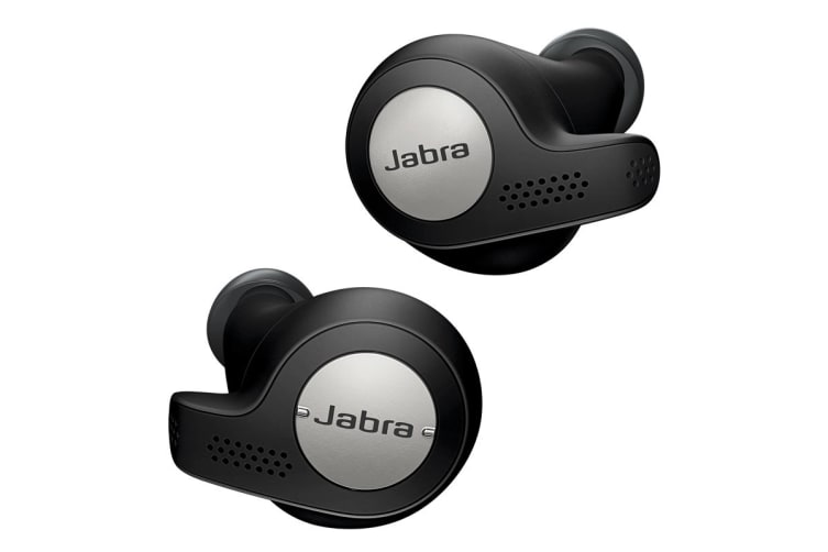 Jabra Elite Active 65t True Wireless Earphones (Titanium Black)
