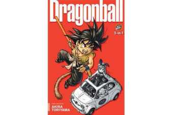 Dragon Ball (3-in-1 Edition), Vol. 1 - Includes vols. 1, 2 & 3