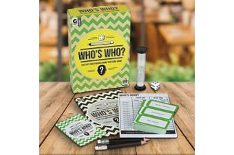 Who`s Who? The Fast & Furious Name-Guessing Game | cards card