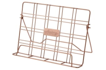 Academy Orwell Copper Cookbook Stand