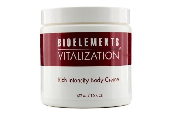 Bioelements Vitalization Rich Intensity Body Cream (Salon Size) (473ml/16oz)