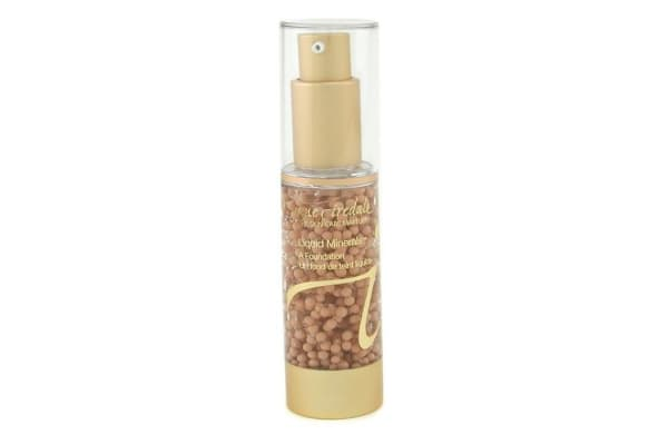 Jane Iredale Liquid Mineral A Foundation - Satin (30ml/1.01oz)