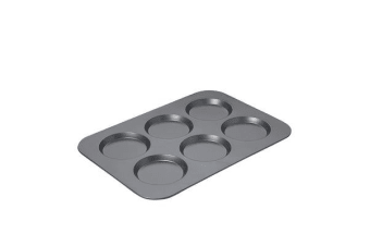 Chicago Metallic Professional Non-Stick The Original Muffin Top Pan 40x28x1.2cm