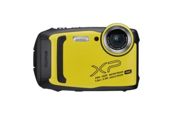 New Fujifilm FinePix XP140 Digital Camera Yellow (FREE DELIVERY + 1 YEAR AU WARRANTY)