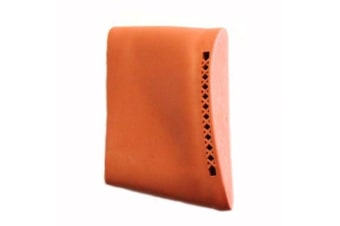 Max-protection Slip On Rubber Recoil Pad (orange)