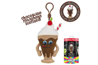Whiffer Sniffers Mystery Pack #9 - Mikey Milkshake Scented Backpack Clip
