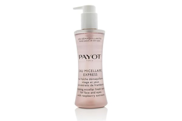 Payot Les Demaquillantes Eau Micellaire Express - Cleansing Micellar Fresh Water For Face & Eyes (200ml/6.7oz)