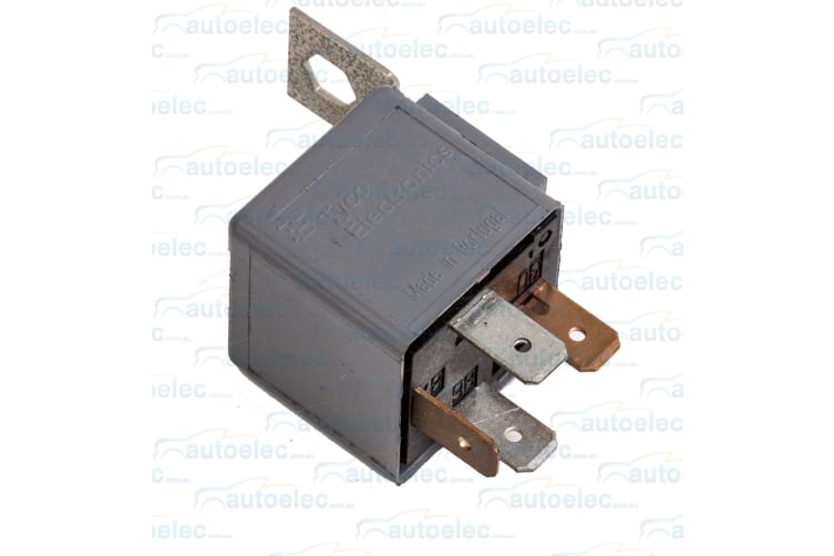 TYCO 12V VOLT 30/40A AMP 5 PIN MINI SINGLE CHANGEOVER RELAY CLOSED OPEN NEW 1406