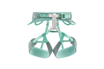 Petzl Selena Harness Climbing Harnesses Mottled Green Size Small
