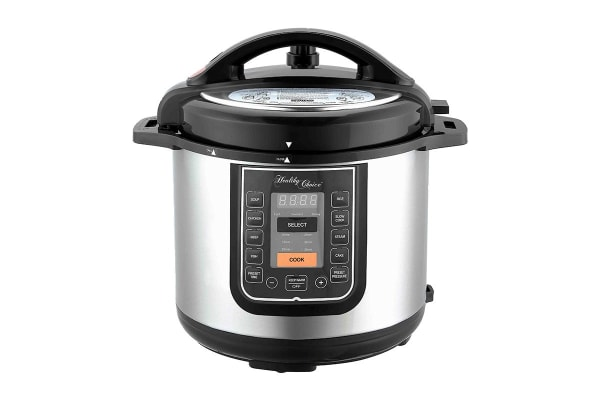 Healthy Choice 8L Pressure Cooker