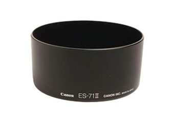 New Canon Lens Hood ES-71 II ES71II for 50mm f/1.4 (FREE DELIVERY + 1 YEAR AU WARRANTY)