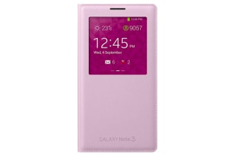 Samsung Galaxy Note 3 S-View Cover Pink
