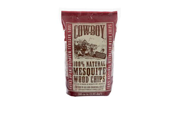 Cowboy Wood Chips 750g Mesquite