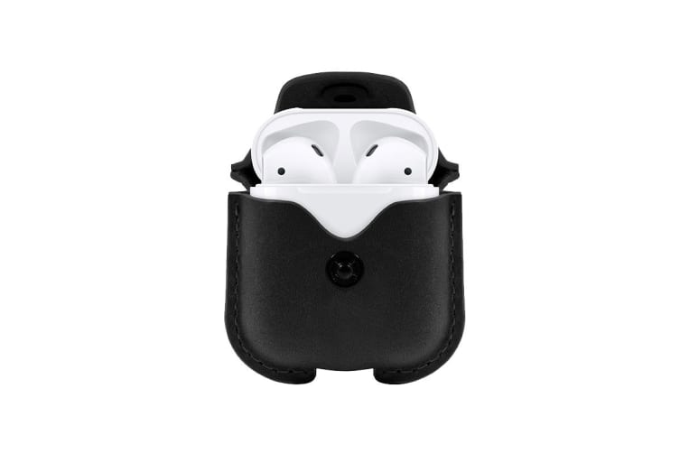 Twelve South AirSnap Case for AirPods - Black