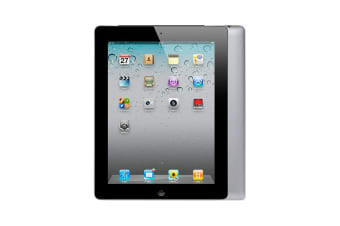 Apple iPad 2nd Gen - Wi-Fi + Cellular 32GB Black