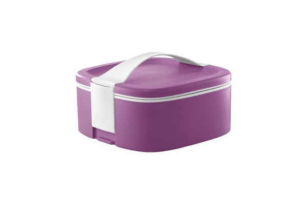Thermos 2.0 L Alfi Thermal Microwave Food Carrier (Fuchsia)