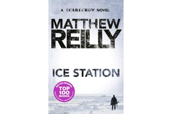 Ice Station - A Scarecrow Novel 1