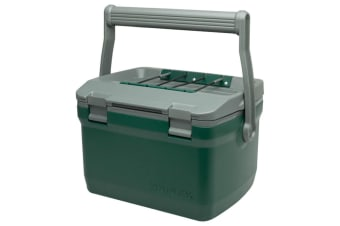 Stanley 6.6L Easy Carry Outdoor Cooler w  Handle Camping Outdoors BBQs Green