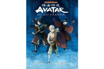 Avatar - The Last Airbender - Smoke And Shadow Library Edition