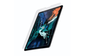 """NVS Atom Tempered Glass 12.9"""" Screen Protector For iPad Pro Thin Scratch Proof"""