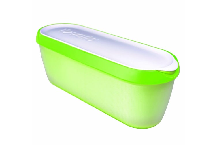 Tovolo Glide-a-scoop Ice Cream Tub -green