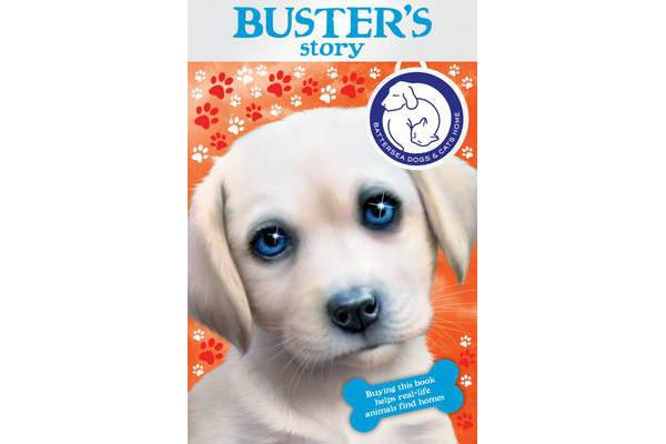 Battersea Dogs & Cats Home - Buster's Story