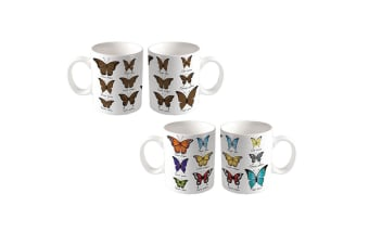 Chameleon Butterfly Lepidoptera Colour Changing Mug