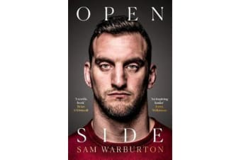 Open Side - The Official Autobiography
