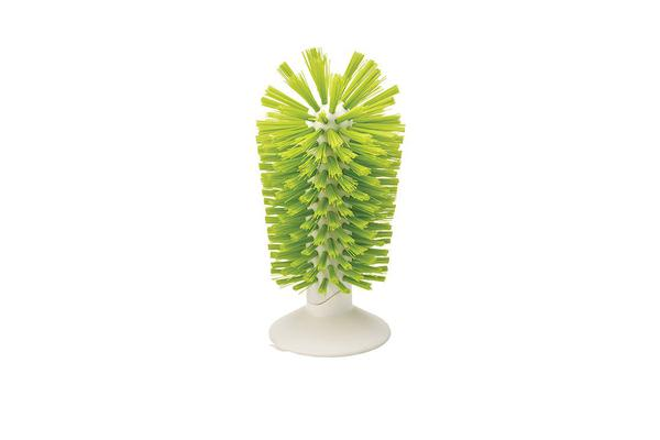 Joseph Joseph Brush Up In Sink Brush Green