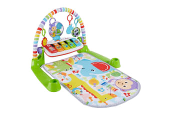 Fisher Price Deluxe Kick 'n' Play Piano Gym
