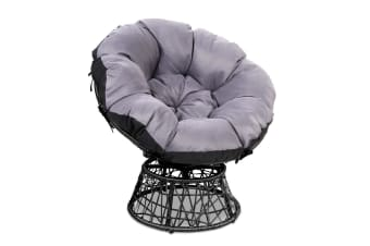 Gardeon Outdoor Lounge Setting Furniture Papasan Chairs Wicker Sofa Patio Garden