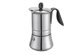 Gat Espresso Coffee Maker Stainless Steel Percolator-4 Cup
